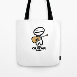 The Guitar Guy Tote Bag