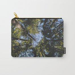 Vancouver Tree Tops Carry-All Pouch