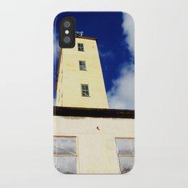 Abandoned XVII iPhone Case