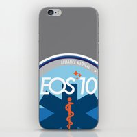 medical iPhone & iPod Skins featuring Alliance Medical by EOS 10