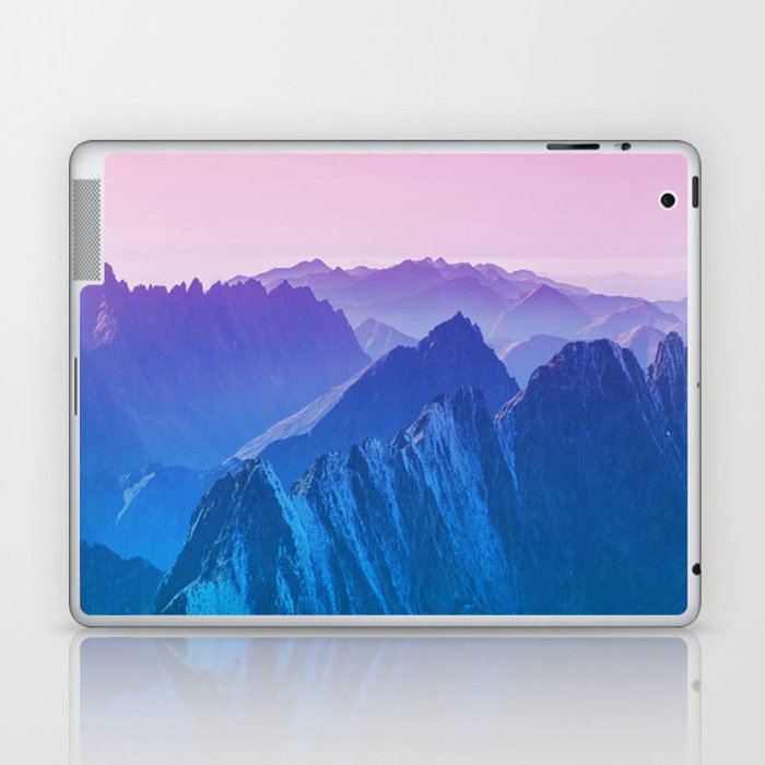 Mountains 2017 Laptop & iPad Skin