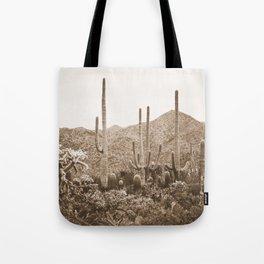 Bohemian Southwest Tote Bag