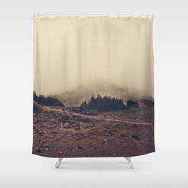 Hike On Shower Curtain