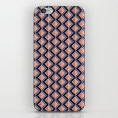 Geometric Pattern #010 iPhone & iPod Skin