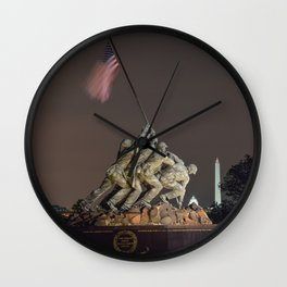 A Few Good Men Wall Clock