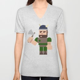 Viking Unisex V-Neck
