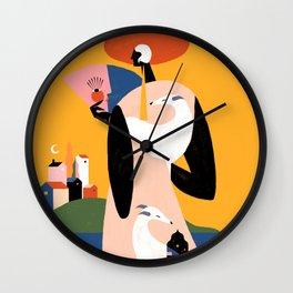 a  y  o Wall Clock