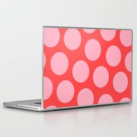 bubblegum Laptop & iPad Skins featuring Bubblegum by Color & Theory