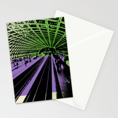 Washington DC Metro Stationery Cards