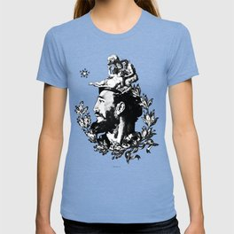 The natural nature of a Cuban Communist Leader. T-shirt
