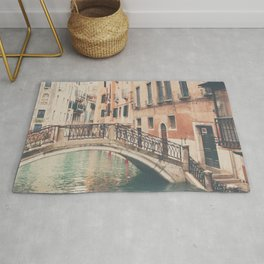 wandering the streets of Venice ... Rug