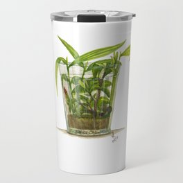 Ginger Tea (or adrak ki chai) Travel Mug