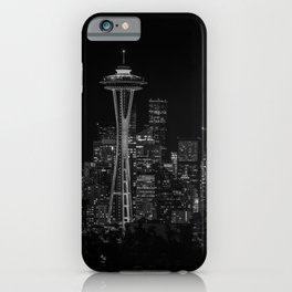 Seattle City Lights iPhone Case