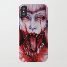 phobic iPhone X Slim Case