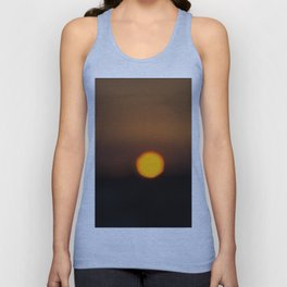 Sunset Algarve Unisex Tank Top