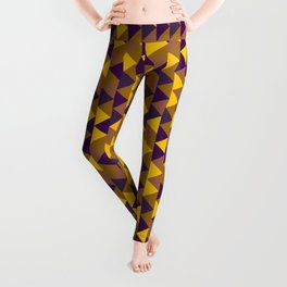 Funky Triangles Leggings