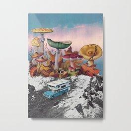 Good Trip Metal Print