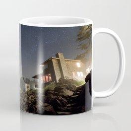 Starry Beach Coffee Mug
