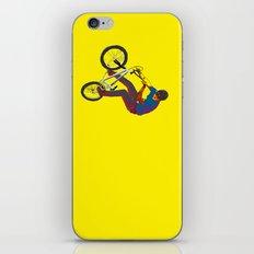 BMX Jump iPhone & iPod Skin