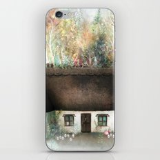 Peta's House iPhone & iPod Skin