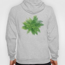Beautiful Fern bouquet Hoody