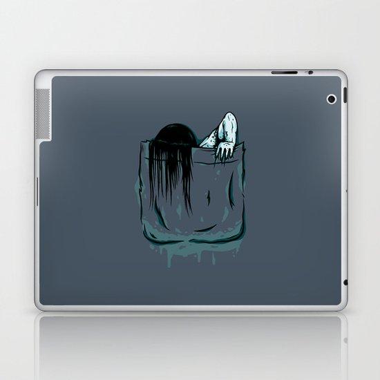 Pocket Samara Laptop & iPad Skin