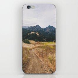 Golden Malibu iPhone Skin