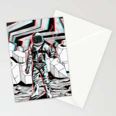 Fear What is Unknown Stationery Cards