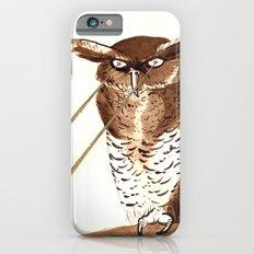 Laser Owl iPhone 6s Slim Case
