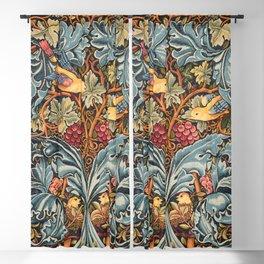 """William Morris """"Acanthus and vine"""" 2. Blackout Curtain"""