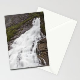 Nugget Falls, Alaska Stationery Cards