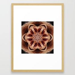 Unspoken Framed Art Print