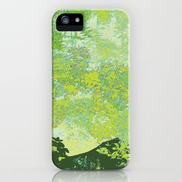 Boreal iPhone Case