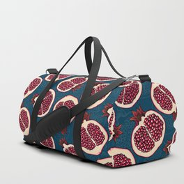 Pomegranate slices Duffle Bag