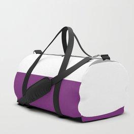 Asexual Pride Duffle Bag