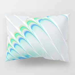 Rippled Arches Pillow Sham