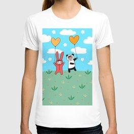 Happy Littlegrassland T-shirt