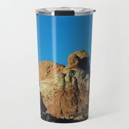 Rocky outcrop Travel Mug