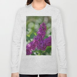 Lilac scent in the spring Long Sleeve T-shirt