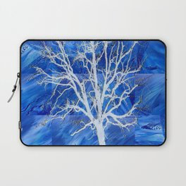 and the seed became tree Laptop Sleeve