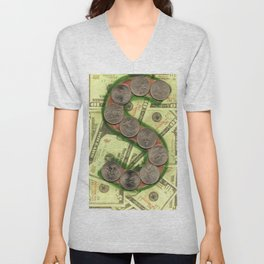 S is for Successful Unisex V-Neck