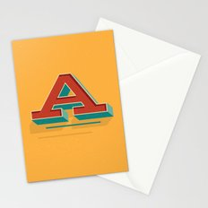 A is for... Anything Stationery Cards