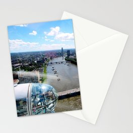 London Eye Stationery Cards