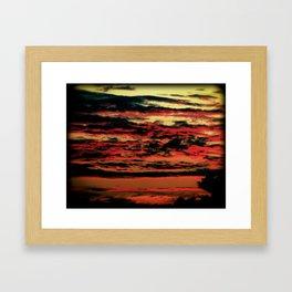 Intensify Your Life Framed Art Print