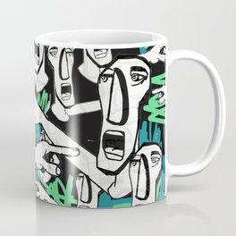 everybodys fault Coffee Mug