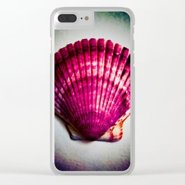 Hazy Clear iPhone Case