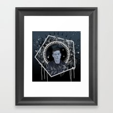 .rami Framed Art Print