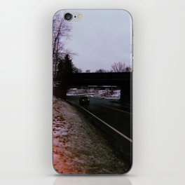 Drive me Home iPhone Skin