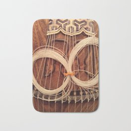 Koto Strings Bath Mat