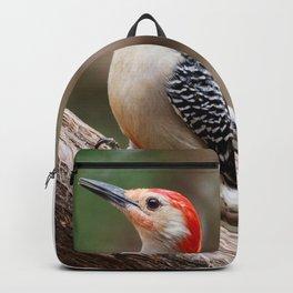 Red Bellied Woodpecker Backpack